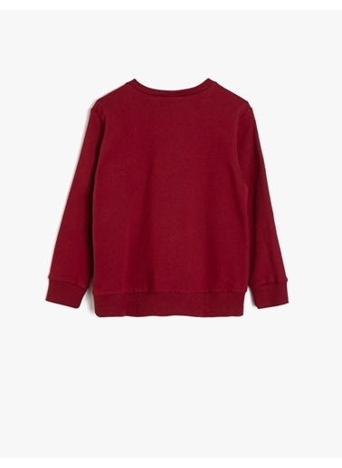 Koton Kids Sweatshirt Bordo